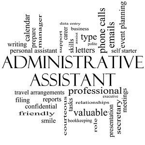 Image result for role of an administrative assistant