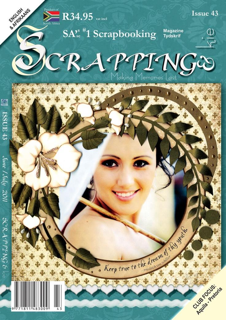 Issue 43 - www.facebook.com/scrappingmagazine