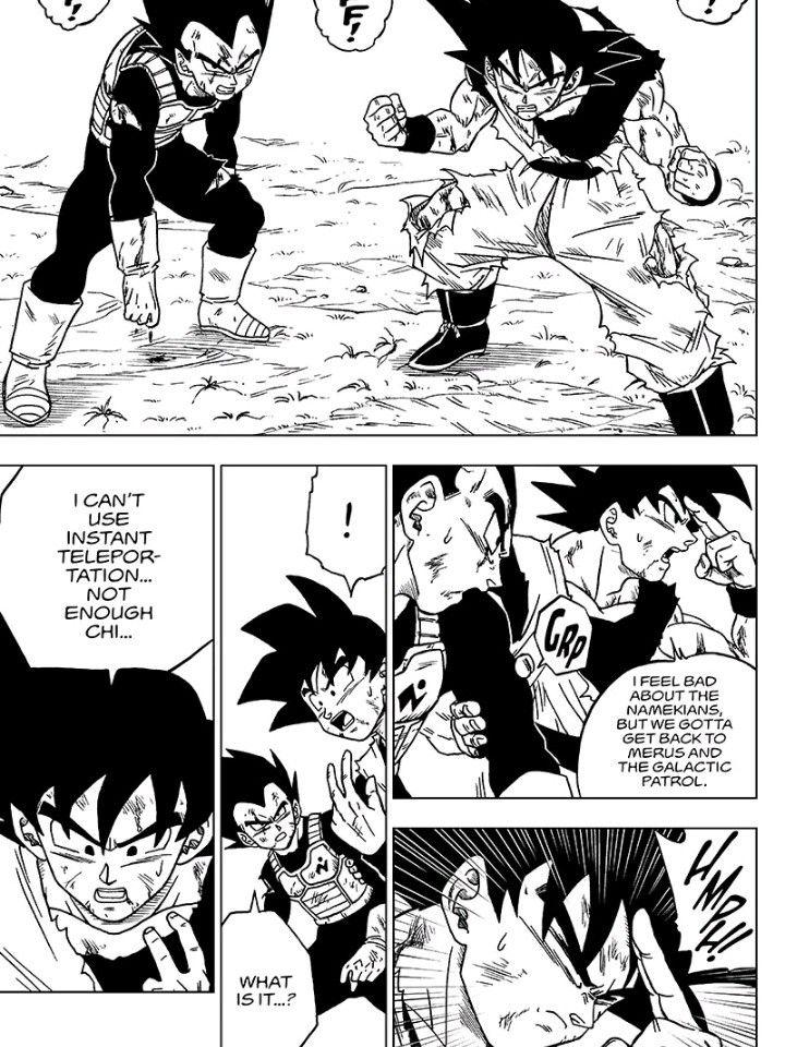 Dragon Ball Super Manga Ch 46 In 2020 Dragon Ball Super Manga Dragon Ball Super Anime Dragon Ball