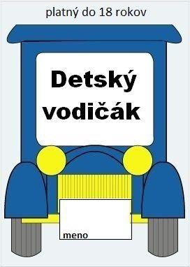 vodičák
