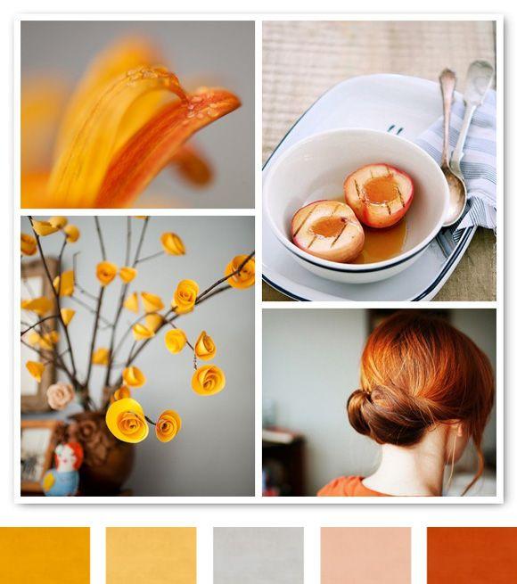 109 best images about color palettes on pinterest - Peach color kitchen ...