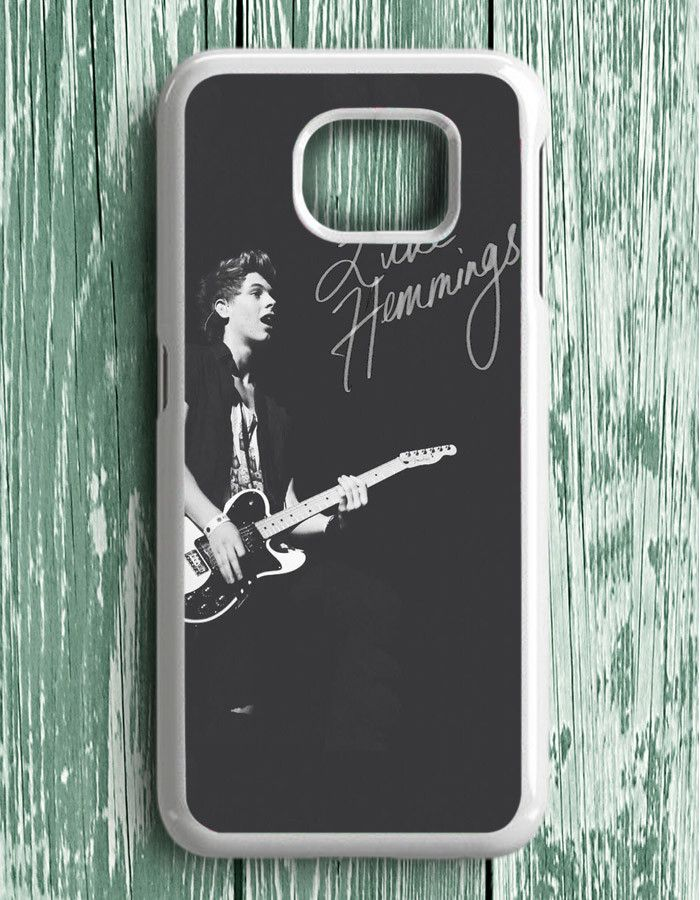 5 Second Of Summer Luke Hemmings Guitar Samsung Galaxy S6 Edge Plus   Samsung S6 Edge Plus Case