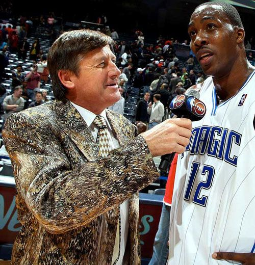 Hope he didn't pay $ for THAT suit.: Customsuit Craigsagersuit, Customsuits Craigsagersuit, Bestdressedmaninsport Style, Nba Style, Sports Passion, Sports Coats, Style Menstyl, Craig Sager, Sager Craigsag