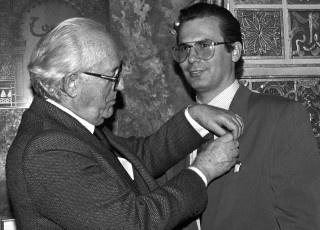 Baltasar Garzón (04/12/1991)