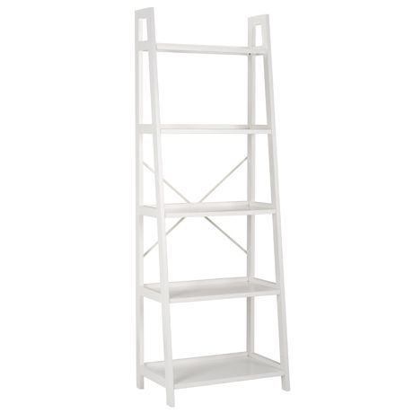 Orson Bookshelf  White