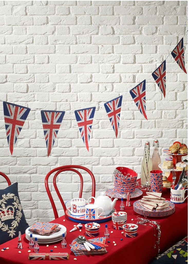 Emma Bridgewater Union Jack/Best Of British Party Bunting