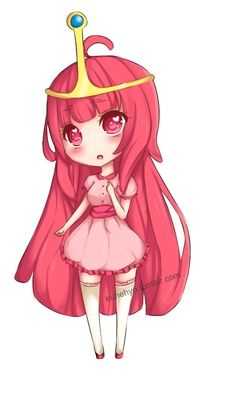 princesa chicle