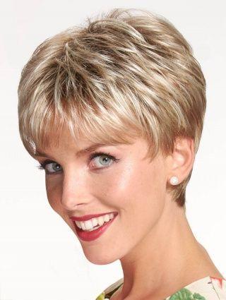 Bildergebnis für kurze Frisuren für Frauen über 50 graue Haare