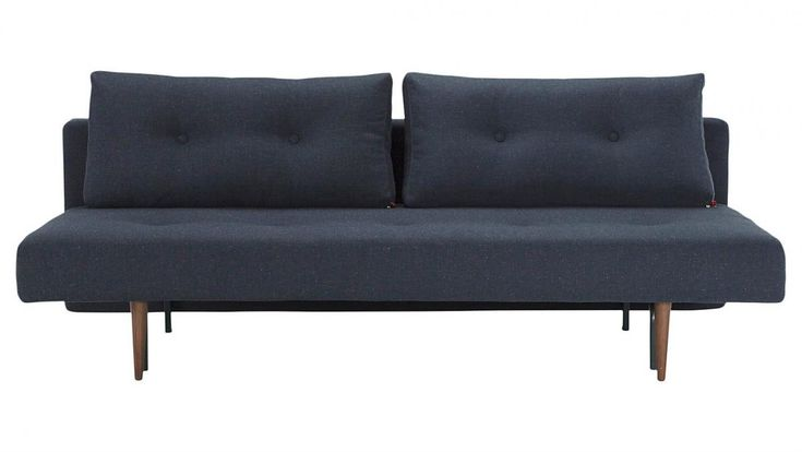 A comfortable sofa by day and a handy spare bed by night – these sofa beds are perfect for smaller homes