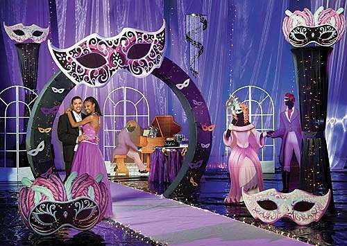 Masquerade Ball Prom Decorations 71 Best Masquerade Party Images On Pinterest  Mask Party