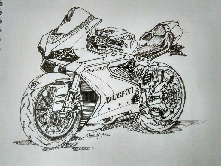 Ducati panigale