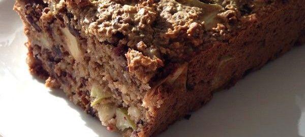 Havermout appelcake. | Puur Suzanne. | Blog over gezond, puur en lekker eten.