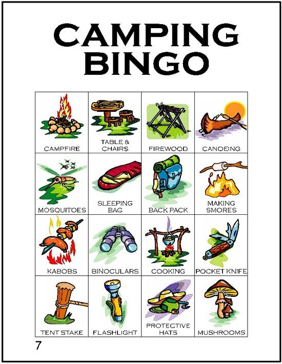 1000 images about bingo on pinterest bingo cake for Camping a couture 49