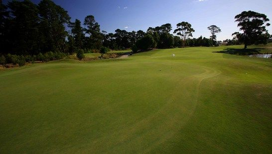 Play at one of Victoria's Top Courses - 18 holes for 2 at the beautiful Ballarat Golf Club! This offer includes a shared motorised cart & a refreshing beer after your rounds. Normally $130, today just $65 - Save 50%! #golf #golfvic