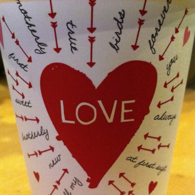 Starbucks love and the o jays on pinterest