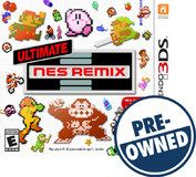 Ultimate NES Remix - PRE-Owned - Nintendo 3DS, Multi