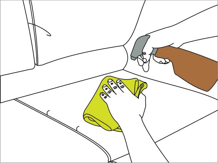 """Se ti è caduto dell'inchiostro sul divano di pelle bianca, niente panico! Agisci in maniera rapida prima che si diffonda. Le macchie di inchiostro presentano alcune difficoltà, ma non è impossibile riuscire a gestirle con qualche rimedio """"f..."""