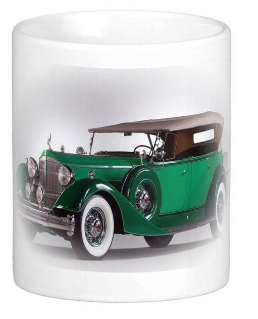 Do you know what model vintage car this is? Isn't it stunning! Would you  like to own one? I would!