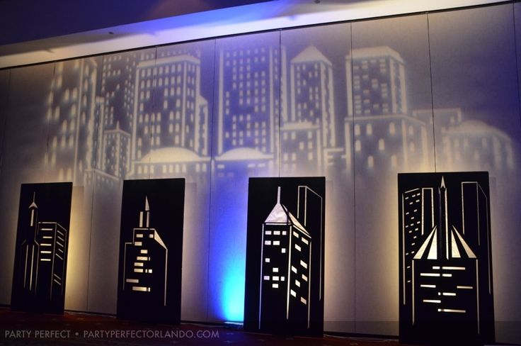 new york prom theme decorations joy studio design gallery best design. Black Bedroom Furniture Sets. Home Design Ideas