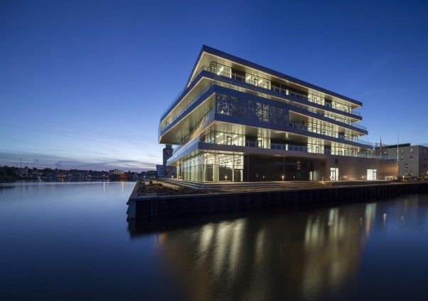 The education center VUC Syd in Denmark by AART architects
