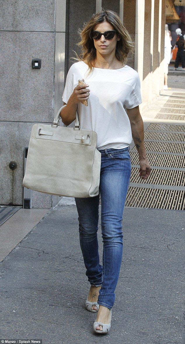 Off duty:This weekend has proven quite busy for the stunner, as she enjoyed some retail t...