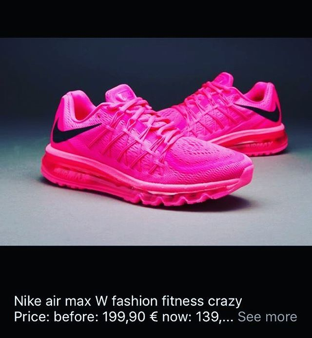Nike Air Max W Price:  139,00 € #crazyselfit.com Heavenofbrands.com