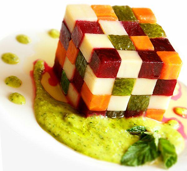 Кулинарные рецепты салатов салат футбол