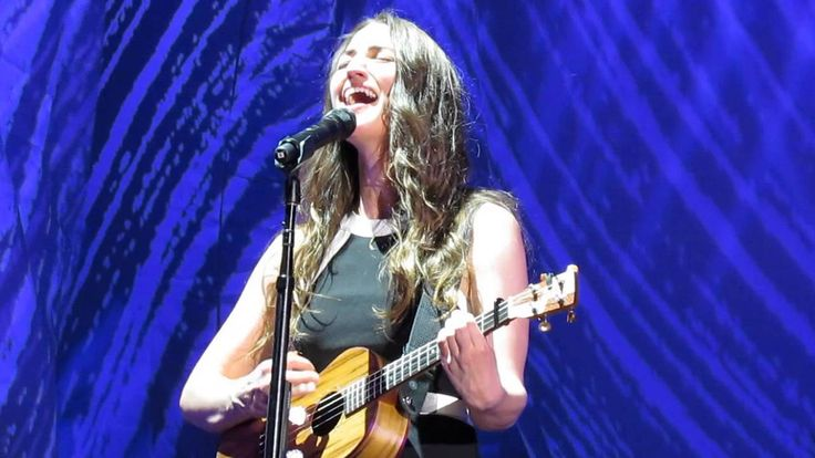 Sia's Chandelier covered by Sara Bareilles- An amazing artist covering another amazing artist