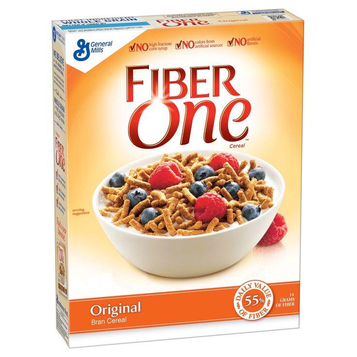 Fiber One Original Bran Breakfast Cereal - 16.2oz - General Mills