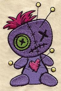 voodoo doll- i want to make one :)