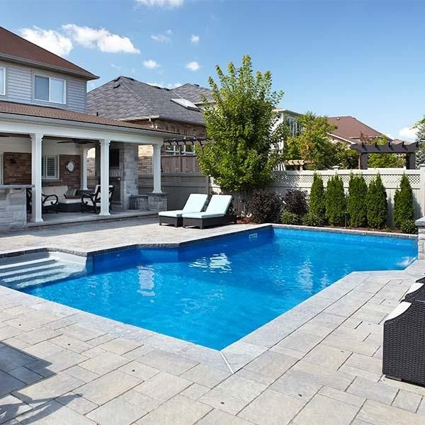 Best 25 pool installation ideas on pinterest for Pool installation cost