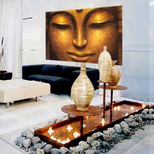 Picture idea 2 : Woonkamer inspiratie marrakech oosters behang
