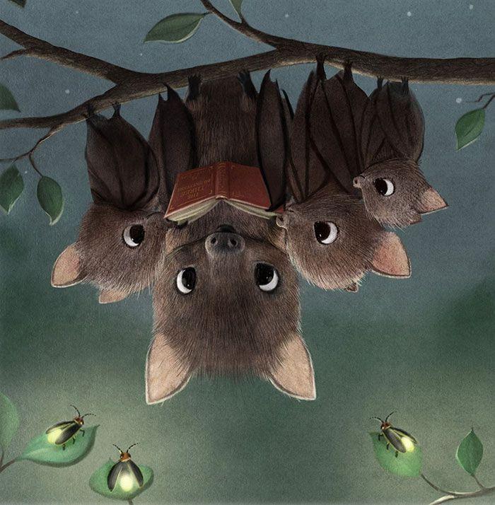 As ilustrações de Syndey Hanson têm o poder de fazer você sorrir.    Com toques finos e suaves, elas retratam pequenos animais, sempre com olhar dócil e aspecto macio.    Segundo Hanson, o trabalho busca refletir suas primeiras aventuras com os an...