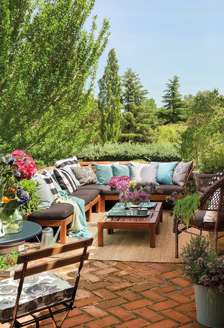 516 best ~Outdoor Spaces~ images on Pinterest | Garden ...