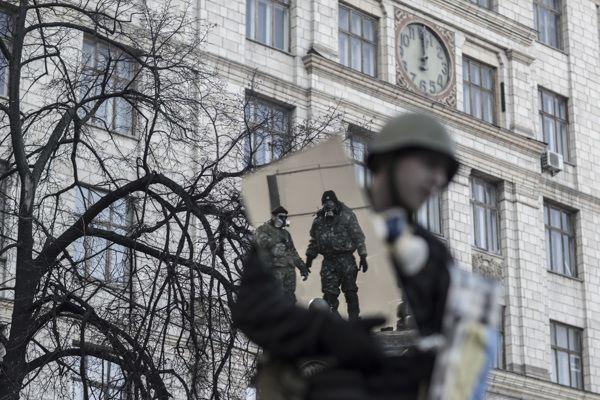 Occupy Kiev / Portraits on Behance