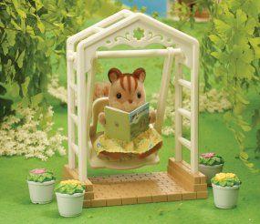 Buy Garden Swing online, - Sylvanian Families