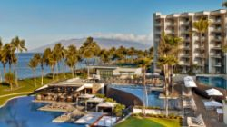 Maui Hotels - Hawaii Resorts | Andaz Maui at Wailea Resort.  I've read a lot about this hotel, look worth checking out, and you can you use your Hyatt points to book a room.