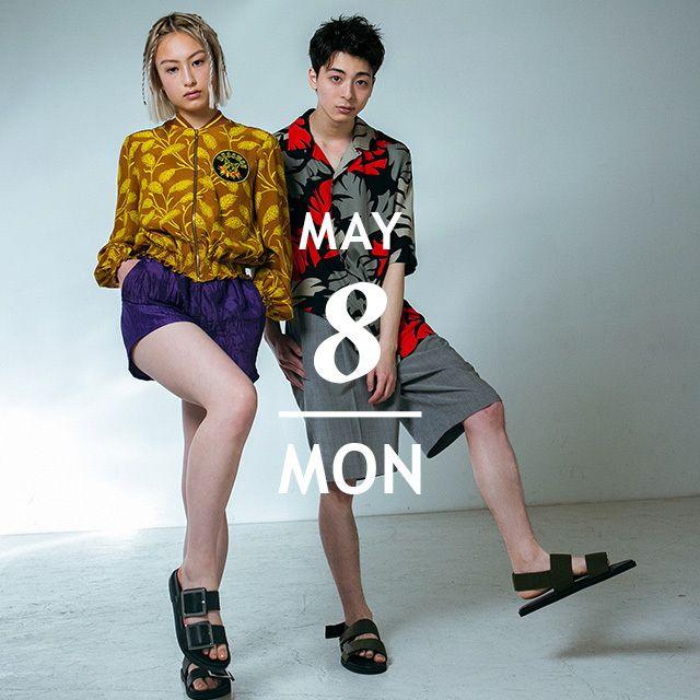 5月8日は素足の日素足が気持ち良い季節がやってきた 今日は靴下を脱ぎ捨ててお出掛けにはサンダルをチョイス 初夏のあたたかい風を頭からつま先まで全身で感じて NYLON.JPでは365日毎日がアニバーサリーをテーマにファッショナブルでユニークなスタイリングを毎日提案しているよ http://www.nylon.jp/365 model: @mahirotakasugi_ @ayumiturnbull makeup: @maccosmetics #365anniversary #fashion #makeup #beauty #style #高杉真宙 #今日は何の日 #NoSocksDay #nylonjapan #nylonjp #caelumjp  via NYLON JAPAN MAGAZINE OFFICIAL INSTAGRAM - Celebrity  Fashion  Haute Couture  Advertising  Culture  Beauty  Editorial Photography  Magazine Covers  Supermodels…