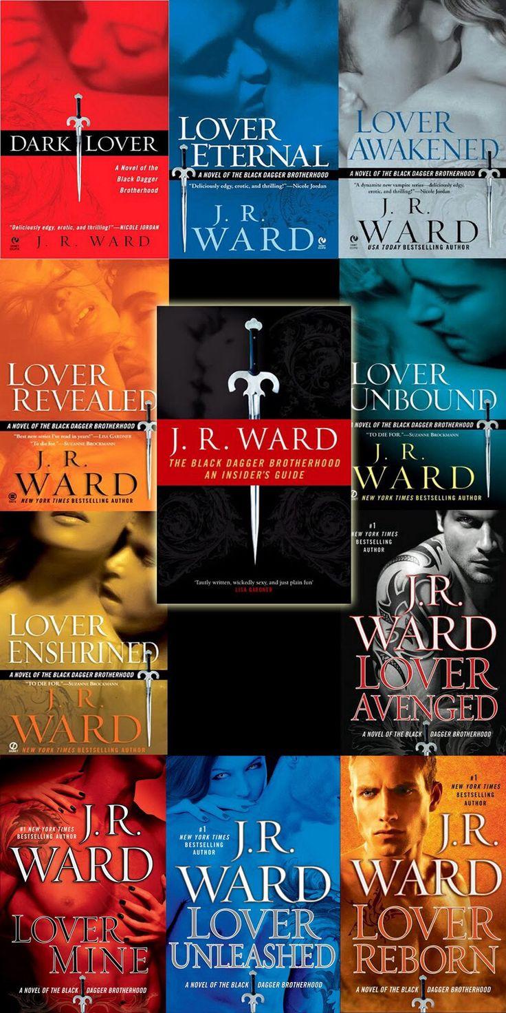 Goodreads  Jr Ward  Black Dagger Brotherhood Love!