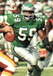 Seth Joyner - Philadelphia Eagles - LB