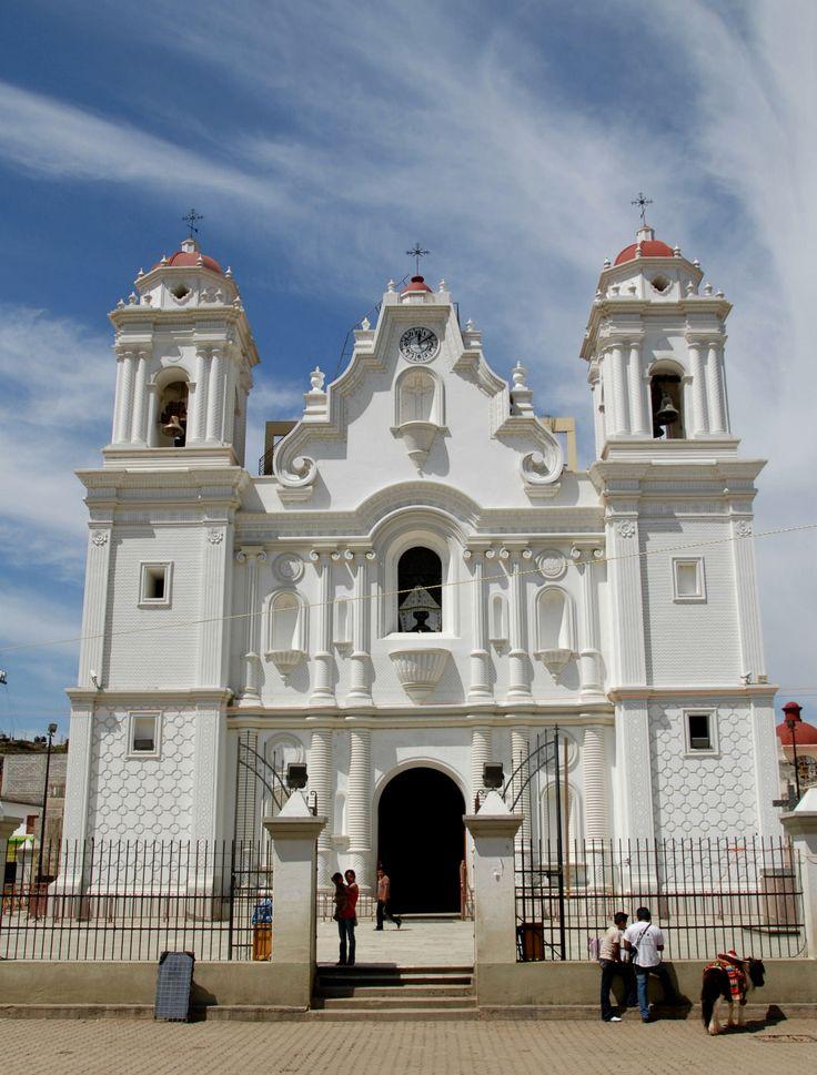 Church Santa Catarina Juquila Oaxaca Catholic Churches