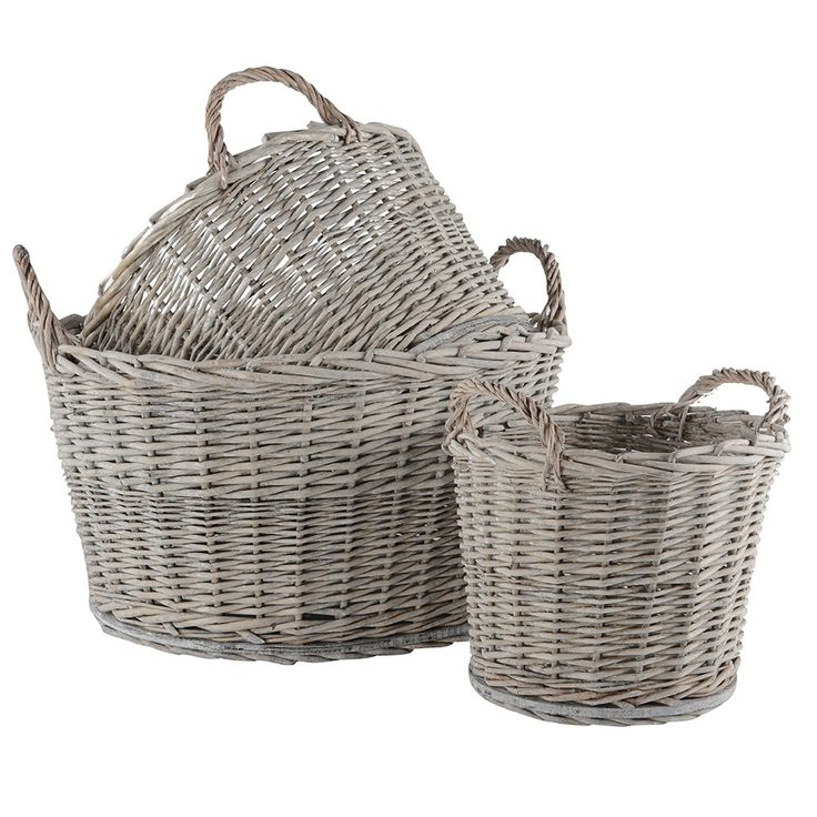 Washing Basket Set of 3