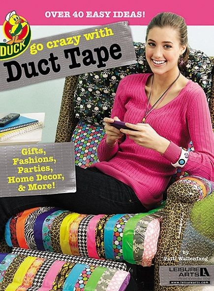 duct tape projects   duct tape crafts book