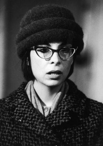 Rocky (1976) - Talia Shire as Adriana Pennino