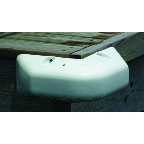 Taylor Made Products DOCK PRO DOCK BUMPER-CORNER. Heavy Duty Vinyl Dock Bumpers. These boat dock bumpers are a must for protection.