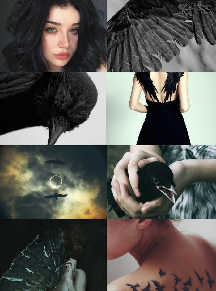 """Animal Witch Aesthetics // Bird Witch """"Requested """" Snake Witch 