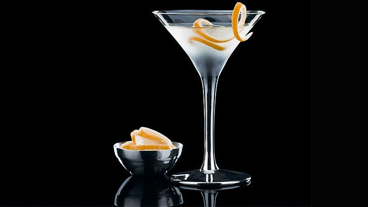 Martini - Nothing beats the suave sophistication of an ice cold Martini. Combine the herby aroma of a top-shelf gin and a generous splash of the infrequently used vermouth, pop in an olive on a stick and voila! Crystal-clear drink, instant gentleman. Oh, and contrary to 007's preference, stirred not shaken - unless you're looking for ridicule.