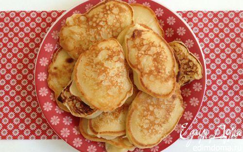 Оладьи с дыней | Кулинарные рецепты от «Едим дома!»