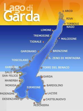 Lake Garda - hotel - apartments - residence - camping - www.lago-di-garda.org