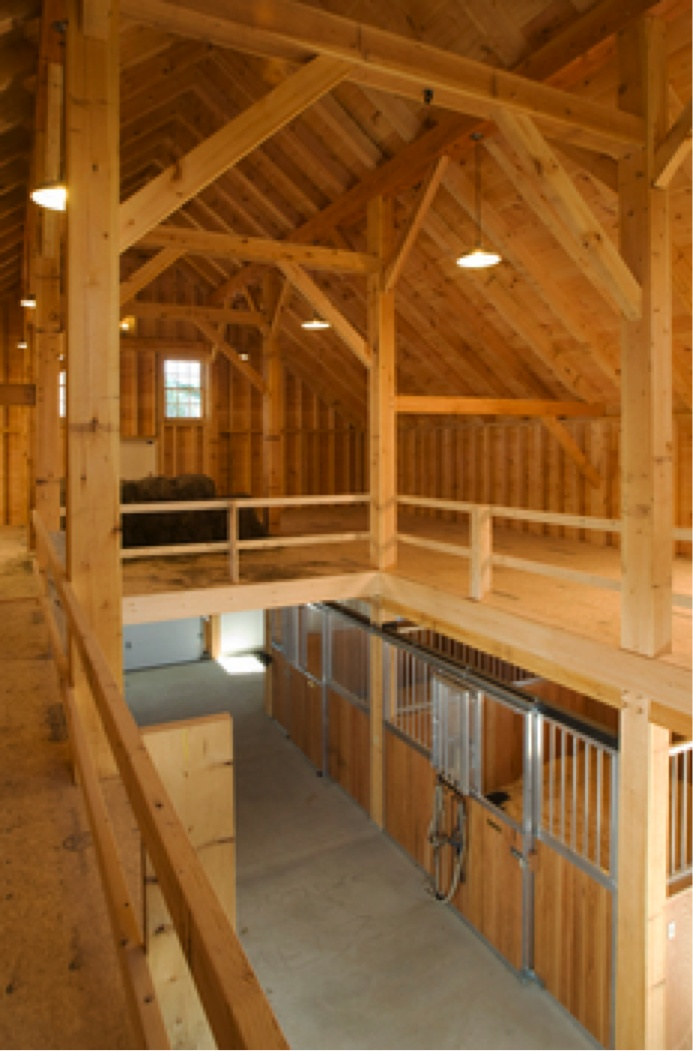 30 best horse barns with living quarters images on for Horse barn with apartment plans